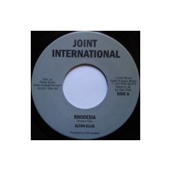 Alton Ellis - Rhodesia 7''