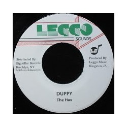 The Hax - Duppy 7""