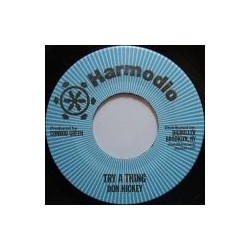 Don Hickey - Try a Thing 7''