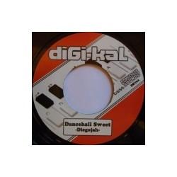 Diegojah - Dancehall Sweet 7''