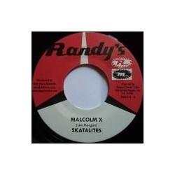 Skatalites - Malcolm X 7''