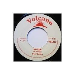 Don Carlos - Mr Sun 7''