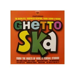 VA - Ghetto Ska LP