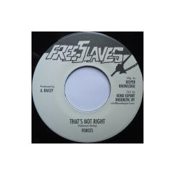 Forces - That's not Right 7''