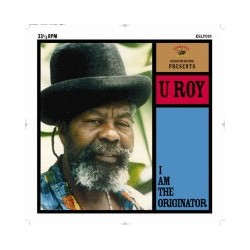 U Roy - I Am The Originator LP
