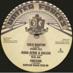 Solo Banton - Stand Tall,...
