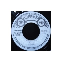 George Boswell - Jah Fire 7''