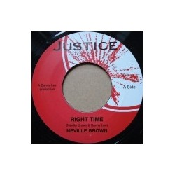 Neville Brown – Right...