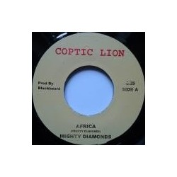 Mighty Diamonds - Africa 7''