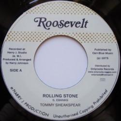 Tommy Sheakspear - Rolling...