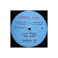 Big Youth - Give Thanks /...