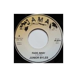 Junior Byles - Fade Away 7''