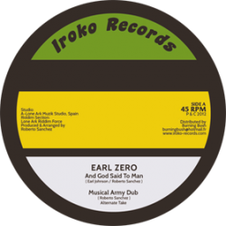 Earl Zero - And God Said To...