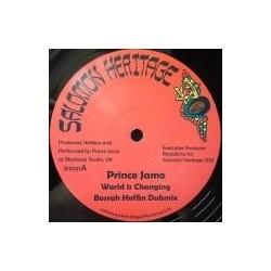 Prince Jamo - World is...