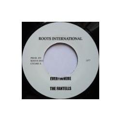 The Fantells - Everywhere 7''