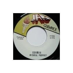 Michael Prophet - Gunman 7''