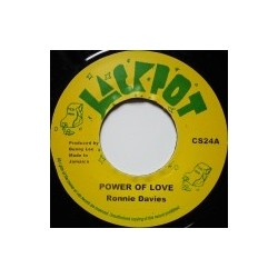 Ronnie Davis - Power of...