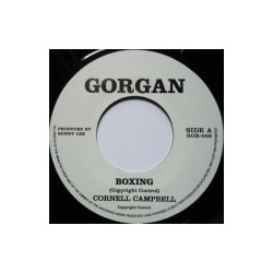Cornell Campbell - Boxing 7''