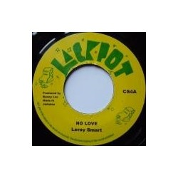 Leroy Smart - No Love 7''