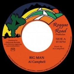Al Campbell - Big Man 7''