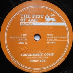 Kinky Dub - Judgement Come 7''