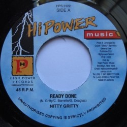 Nitty Gritty - Ready Done 7''