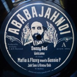 Danny Red - Welcome 10''