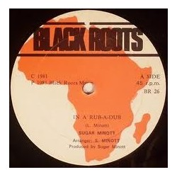 Sugar Minott - In a Rub a...