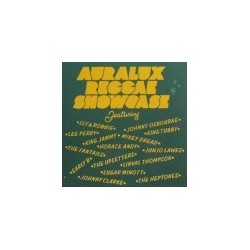 Auralux Reggae Showcase CD