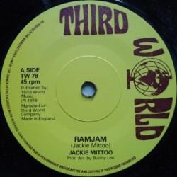 Jackie Mittoo - Ramjam 7''