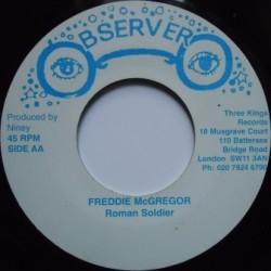 Freddie McGregor - Roman...