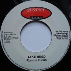 Ronnie Davis - Forget Me...