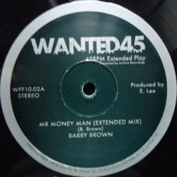 Barry Brown - Mr Money Man...
