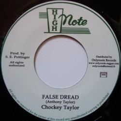 Chockey Taylor - False...