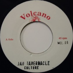 Culture - Jah Tabernacle 7''