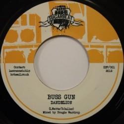 Dandelion - Buss Gun 7''