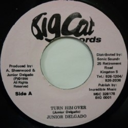 Junior Delgado - Turn Him...