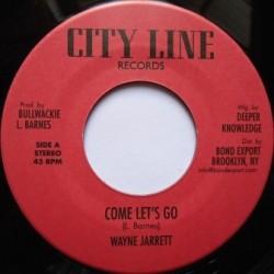 Wayne Jarrett - Come Let's...