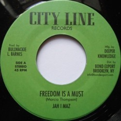 Jah I Maz - Freedom is a...