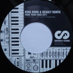 King Kong & Deadly Hunta -...