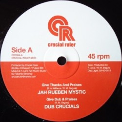 Jah Rueben Mystic - Give...