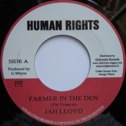Jah Lloyd - Farmer In The...