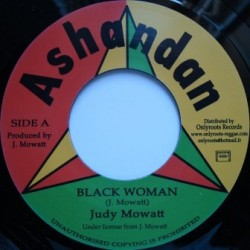 Judy Mowatt - Black Woman 7''
