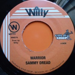 Sammy Dread - Warrior 7''