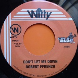 Robert Ffrench - Don't Let...
