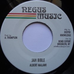 Albert Malawi - Jah Bible 7''