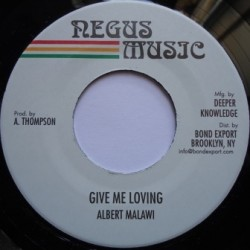 Albert Malawi - Give me...