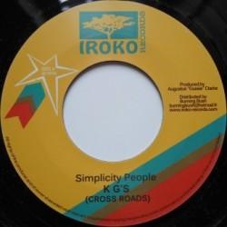 Simplicity People - KG's...