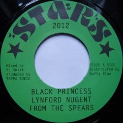 Linford Nugent - Black...