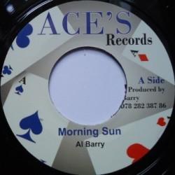 Al Barry - Morning Son 7''